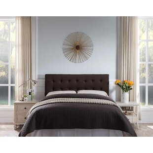 Ilya Upholstered Queen Panel Headboard by Andover Mills
