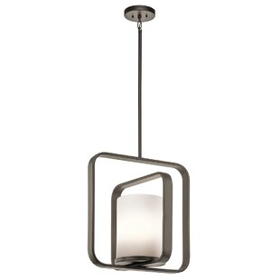 Willa Arlo Interiors Cheetham 1-Light Pendant
