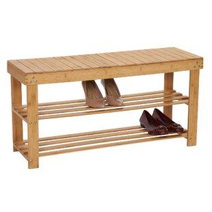 Castagna Wood Storage Bench