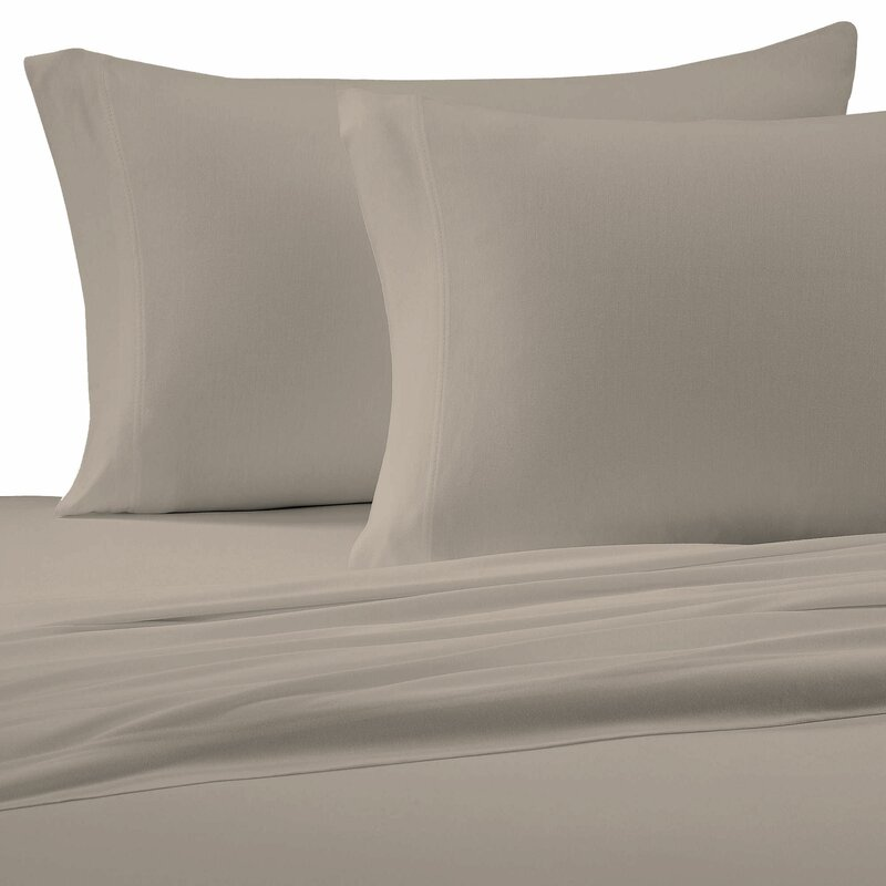 Jersey Knit 150 Thread Count 100% Cotton Sheet Set