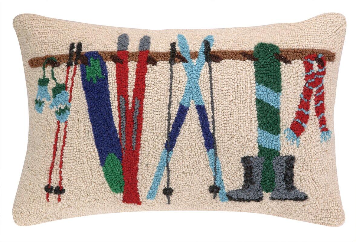 100 throw pillow shop garden treasures red multicolor geome