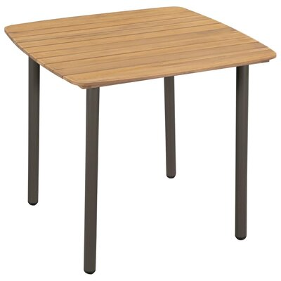 Leroux Wooden Dining Table by Millwood Pines Today Sale Only