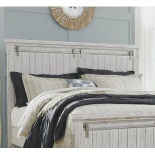 Affordable Price Rovner Panel Headboard by Gracie Oaks