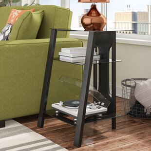 Great Price Lucius End Table by Andover Mills