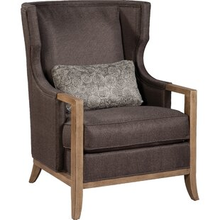 Wingback Chair by Fairfield Ch..