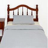 Justa Traditional Style Slat Headboard by Charlton Home®
