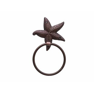 Starfish Towel Ring