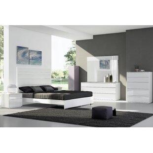 Orren Ellis Barcroft Upholstered Platform Bed