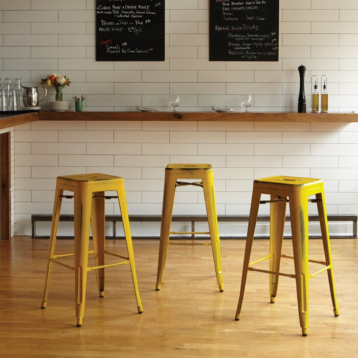 Ideas About 26 Yellow Counter Stools Onthecornerstone