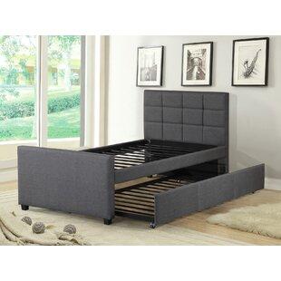 Twin Platform Bed Trundle | Wayfair