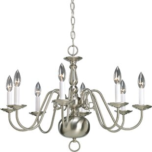 Doyle 8-Light Chandelier b..
