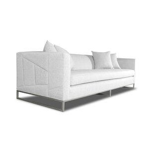 Gatewood Plush Deep Sofa by Orren Ellis Modern