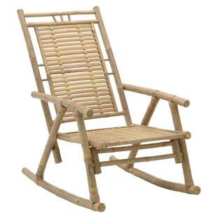 Caistor Rocking Chair By Bay Isle Home