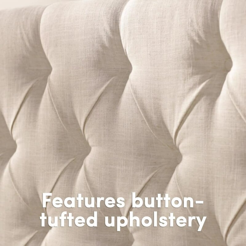 item type tufted upholstered lexington oyster harbor bay items sag bed headboard det detail home