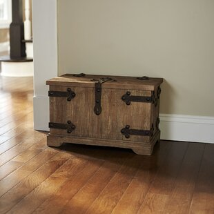 Victorian 2 Piece Storage Trunk Set by Household Essentials