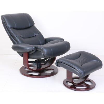 red barrel studio new republic manual swivel swivel glider recliner