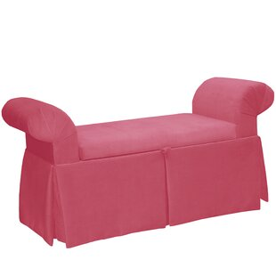 House of Hampton Upholstered Storage Bench
