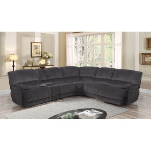 Bargain Winchelsea Reclining Sectional Collection by Ebern Designs Reviews (2019) & Buyer's Guide
