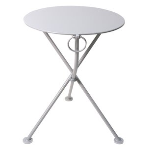 French Café Folding Bistro Table