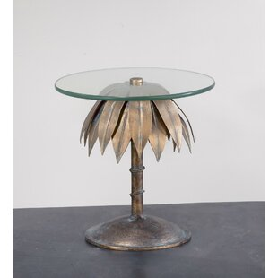 River End Table by Bay Isle Home