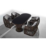 Krout Nest 5 Piece Dining Set
