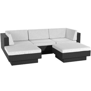 Deephaven 5 Piece Sectional Set with Cushions
