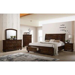 Sleigh Configurable Bedroom Set