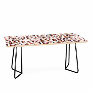 Compare Bodart Flowers Coffee Table by East Urban Home