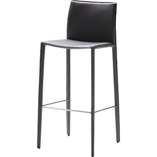 Kaysen 30 Bar Stool (Set of 2) Ivy Bronx
