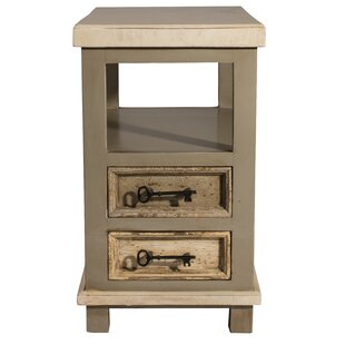 Mistana Union Point End Table