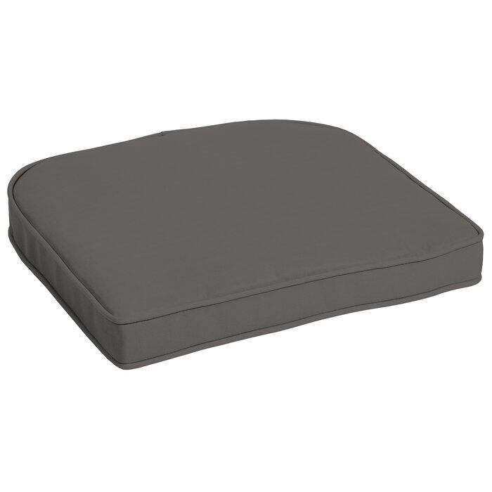 Sol 72 Outdoor Adelia Texture Outdoor Dining Chair Cushion Wayfair