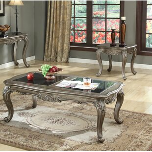 Trecartin 2 Piece Coffee Table Set