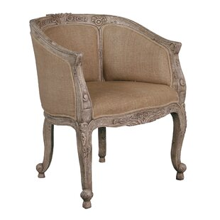 Bella Petite Bergere Barrel Chair By Furniture Classics