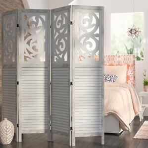 Mota 70 X 67 4 Panel Room Divider