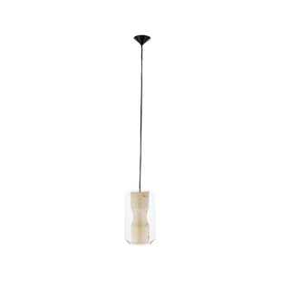 Wrought Studio Elsea 1-Light Jar Pendant