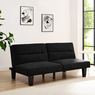 Simmons Futons Simmons Miami Convertible Sofa