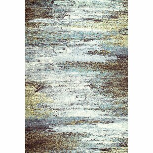Buy May White/Green Area Rug By Trent Austin Design