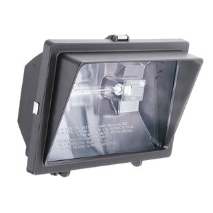 Security 1-Light Flood Light