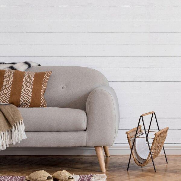 Wallsbyme Textured Peel And Stick Wallpaper Tile Reviews Wayfair