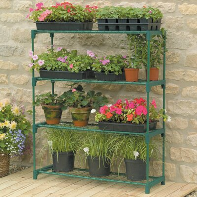 Greenhouse Shelving Gardman