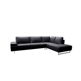 Steptoe Leather Sectional
