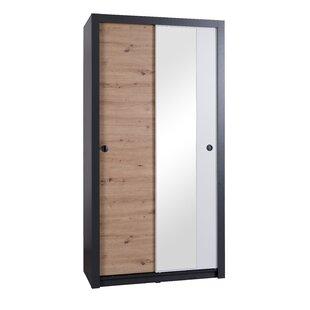 Fanny 2 Door Sliding Wardrobe By Ebern Designs
