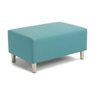 Zoll Ottoman by Flexsteel Contract