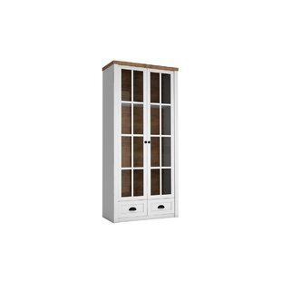 Alsup Curio Cabinet By Brambly Cottage
