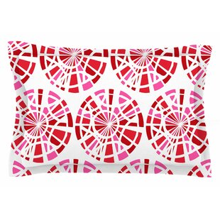 Patternmuse 'Precious Ruby' Illustration Sham