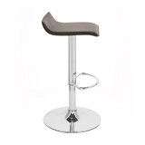 Holderness Adjustable Height Swivel Bar Stool by Orren Ellis