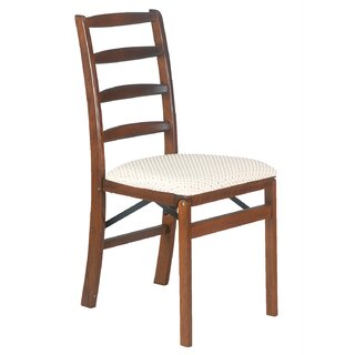 Shaker Upholstered Dining Chair (Set of 2) by Stakmore Company, Inc. SKU:DC130050 Shop