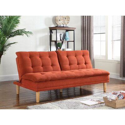 Dubreuil Tufted Modern Convertible Sofa