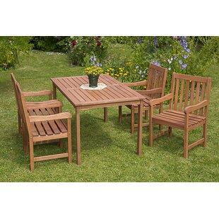 Bergamot 4 Seater Dining Set Image
