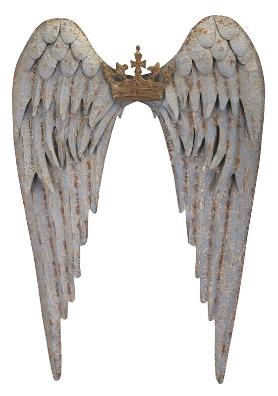 Wing Wall Decor